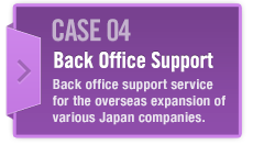 CASE04 Back Office Support